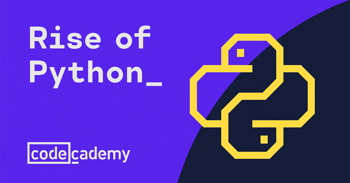 why i m learning python in 2018