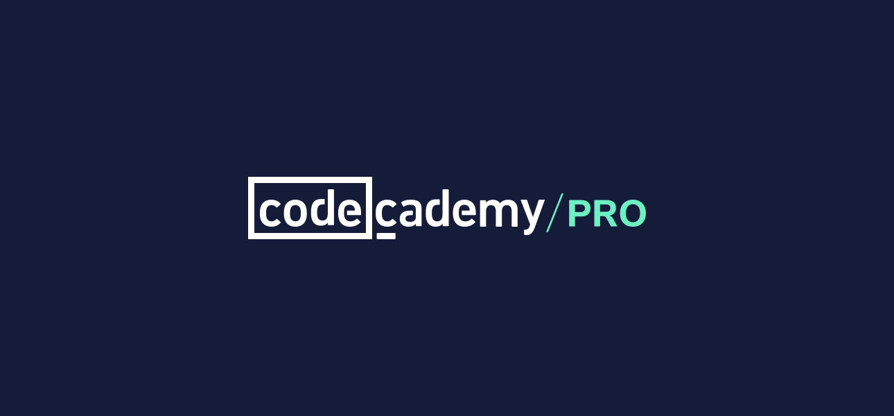 An Update to Codecademy Pro