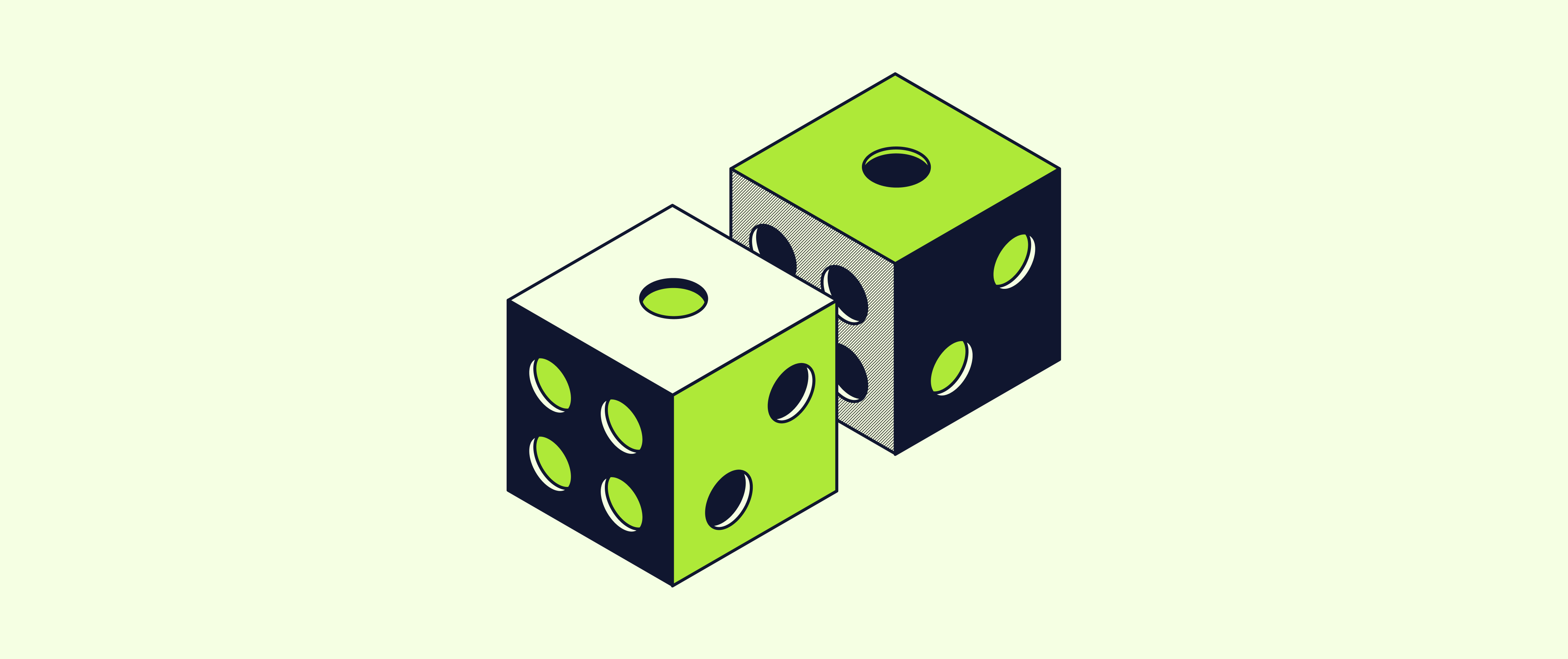 Image of a pair of dice