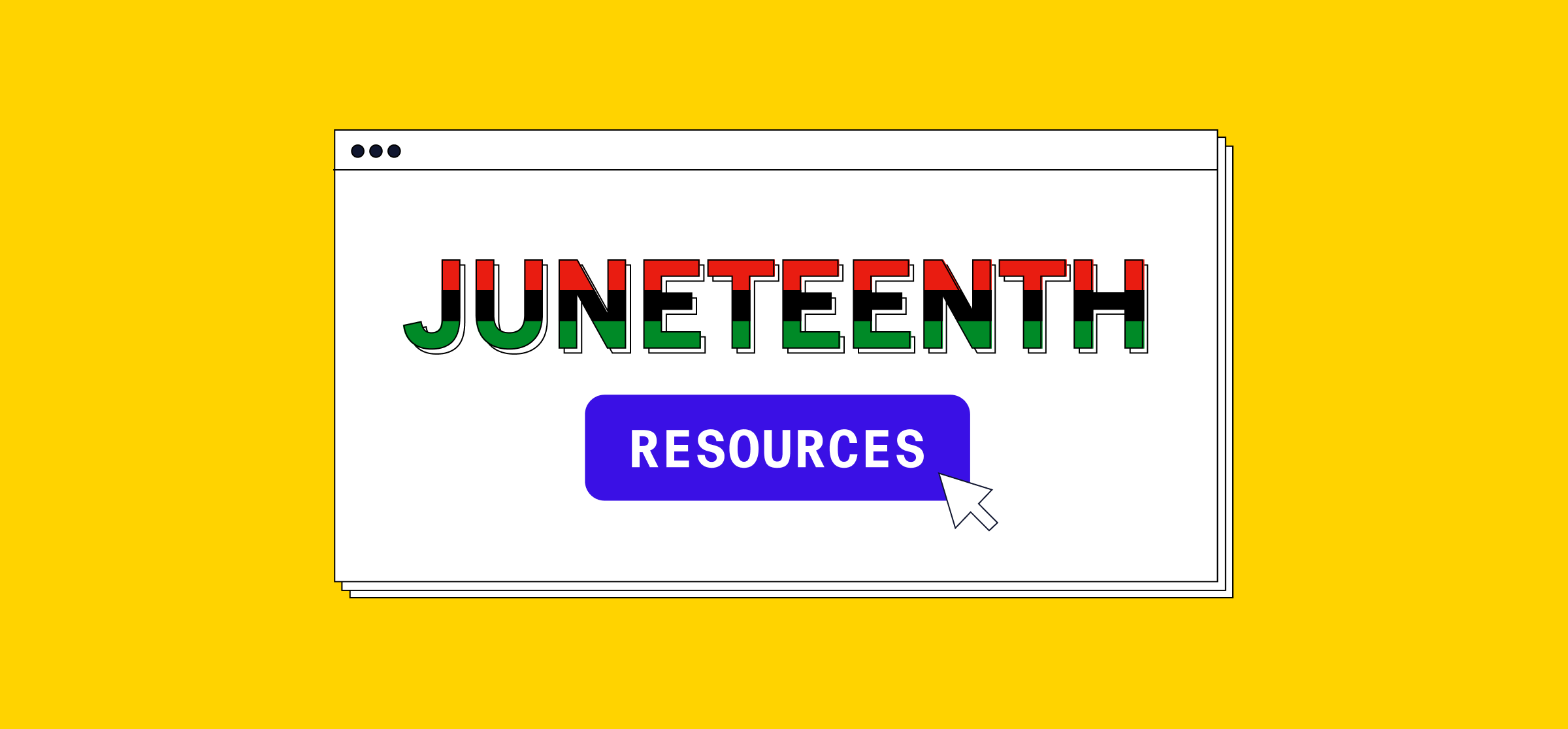 Celebrating and learning about Juneteenth: A resource guide