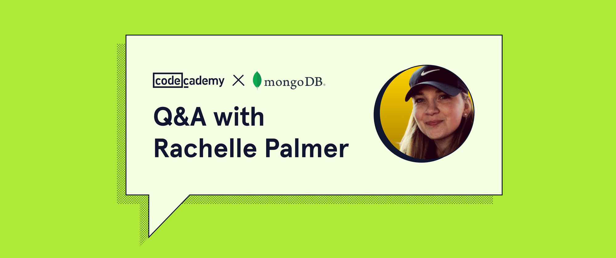 Talking MongoDB: A Q&A With Product Manager, Rachelle Palmer